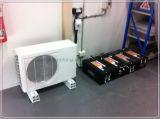 Type climatiseur solaire fixé au mur de plat plat d'énergie renouvelable