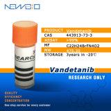 Sell quente Vandetanib molecular pequeno (CAS no.: 443913-73-3)