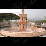 De grote Fontein van het Paard van de Woestijn Gouden voor Decoratie mf-1031 van het Huis