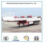 Rimorchio del camion del lato di goccia di prezzi competitivi semi del rimorchio