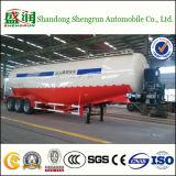 De poudre nouveau de bidon de transport en bloc matériel de ciment de camion bas de page semi