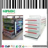 Полка индикации лосьона супермаркета косметическая с светлой коробкой