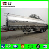 50000 litros de aluminio de la aleación del combustible del petróleo crudo de acoplados del petrolero