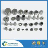Imán diametricalmente magnetizado de la aleación de acero