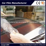 Corpo di automobile Wrap 5D Pellicola del vinile dell'involucro dell'automobile della fibra del carbonio