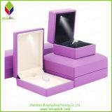 Коробка Jewellery подарка упаковки высокой ранга