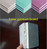 Стандартная доска гипсолита гипса для доски & потолка стены