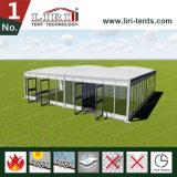 Modulaire die Tent voor Eersteklas Gebeurtenissen wordt gebruikt