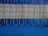 Ângulo de feixe módulo ao ar livre de 5730 diodos emissores de luz de 160 graus com lente