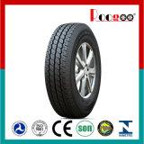 El coche radial del fabricante del neumático de China pone un neumático el neumático del fango de los neumáticos de la polimerización en cadena