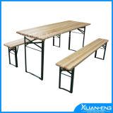 [فولدبل] خشبيّة جعة طاولة مجموعة