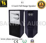 R1 bidirektionale 12 '' Zeile Reihen-Sprecher-Konzert-Tonanlage