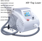 Мощная машина удаления Tattoo лазера ND YAG Q-Переключателя