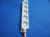 Module DC12V imperméable à l'eau du module 5LED 5630 d'injection de SMD 5730 DEL