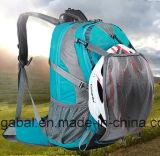 Im Freiensport-Rucksack-Schulter-Riemen-Beutel für das radfahrende komprimierende reisende kampierende Wandern