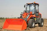O CE do tipo de Everun aprovou o carregador compato da roda de 1.5 toneladas