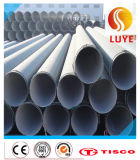 De gelaste Buis ASTM 304 van het Roestvrij staal van de Pijp