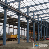 CE BV Approved Steel Structure pour Workshop