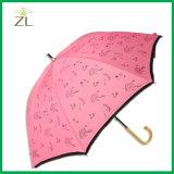 فصل صيف فائرة رخيصة سيّدة [أومبرلّا] [نو مودل] نمو قديم مظلة مصغّرة مستقيمة لأنّ عرس