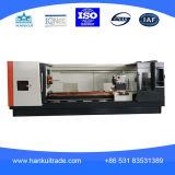 Fabricação do CNC Ck6140, máquinas resistentes do CNC do mini torno