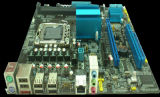 Support I7 Processor Motherboard für Desktop Computer (X58-1366)