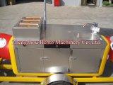 高品質のステンレス鋼の移動式ホットドッグのカート