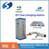 Bestes Preis-elektrisches Fahrzeug-Ladestation mit Chademo Verbinder
