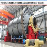 Equipamento do moinho de esfera do excesso do uso da mina