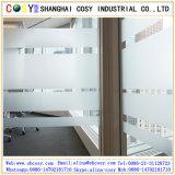 Película perforada de la ventana para la protección y la decoración de la intimidad