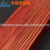 Aluminium en bois des graines de transfert d'extrusion en aluminium de profil pour Windows et des portes