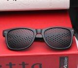 Солнечные очки Pinhole для партии с подгонянным логосом печатание (6818S)