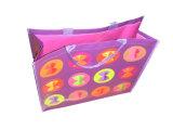 Resíduo metálico reusável Eco-Friendly feito sob encomenda sacos não tecidos laminados