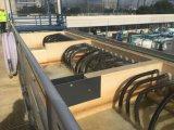 Serviço dourado do produto submerso da membrana (sustentação do projeto) para o tratamento da dessanilização do Seawater