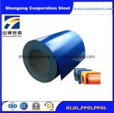 Contrustion materielles Stahl-/galvanisiertes vorgestrichen Steel/PPGI Stahlblech mit Weiche