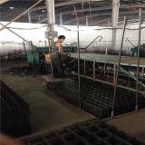Treillis métallique soudé enduit par PVC utilisé pour la construction