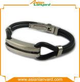 Form-umweltfreundliches unterschiedliches Art-Silikon-Armband