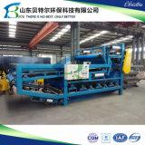 Rbyl Series Sludge Treatment Belt Filter Press for Sludge Dewatering Soild Liquid Seperation
