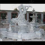 Fontana di marmo Mf-386 di Metrix Carrara della fontana del granito della fontana della pietra della fontana