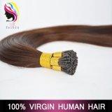 Человеческие волосы Remy бразильские Pre скрепили меня наклоняют выдвижение волос