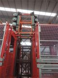Palan de construction à double cage 2t Load Building Elevage de levage