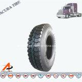 Pneu radial semi en acier tout acier 7.50r16 de camion de bonne qualité