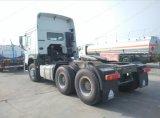 HOWO 6X4 380HP LHD/Rhdの頑丈なトラクターのトラック