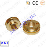 CNC personalizado Machined Brass Parte de Precision com Competative Price