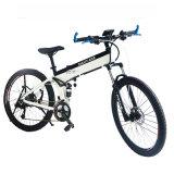 2 anos de bicicleta elétrica de dobramento da montanha da garantia (OKM-708)