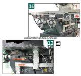 Кроват-Тип цена X7150 изготовления Китая филировальной машины