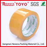 Cinta adhesiva de la cinta del embalaje de BOPP para el lacre y el embalaje del cartón