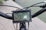 La bicicleta eléctrica de la nueva de la manera de Monca nieve fresca de la actualización con la grasa pone un neumático la bici de E para el viaje largo de la montaña