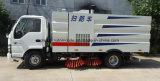 Улица Isuzu 5 Cbm очищает 5000 l тележку метельщика дороги