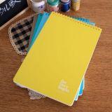 Usine vendant le cahier en bois d'agenda de cahier de couverture de cahier en bois