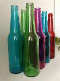 330ml 500mlの飲料のガラスビン、ビール瓶、ガラスジュースのびん